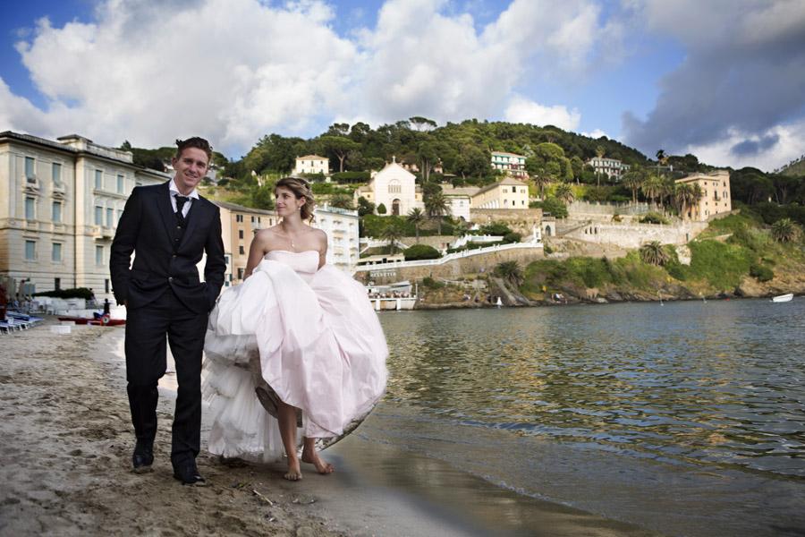 Matrimonio Spiaggia Sestri Levante : Wedding in sestri levante